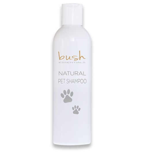 natural pet shampoo Bush Skincare Essentials