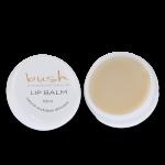 Natural Lip Balm: Beeswax, Honey, Almond, Lemon, Patchouli, Rosehip Oil Bush Skincare Essentials